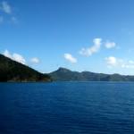 Eine Insel der Whitsunday Islands